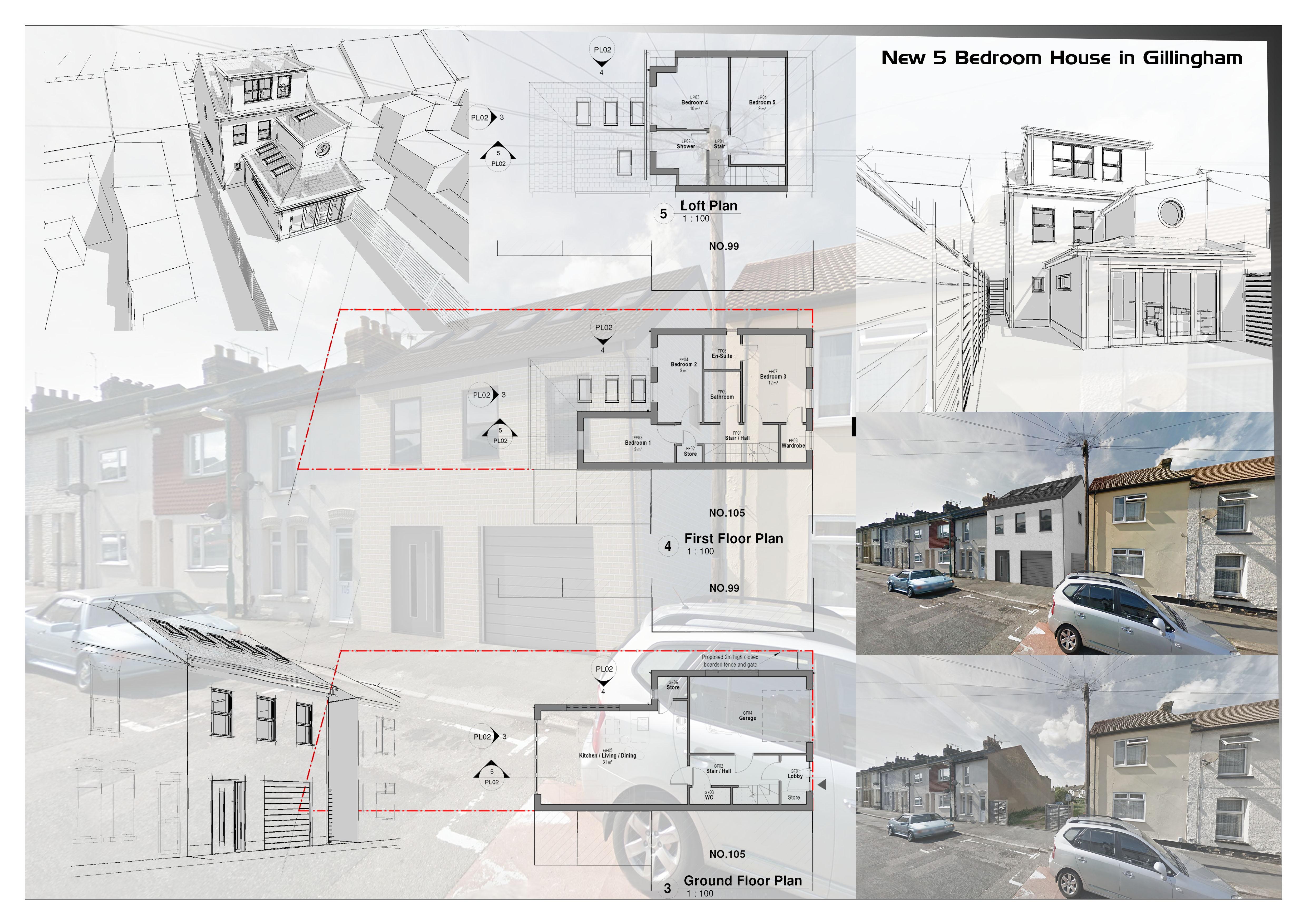 NEW HOUSE GILLINGHAM