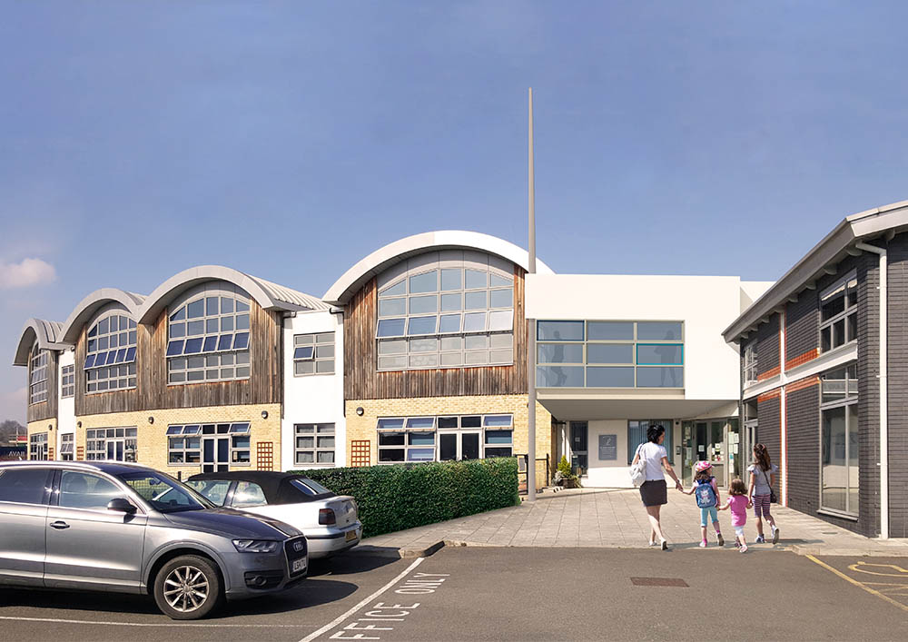 St Marys Island C Of E Primary School – One Form Entry Addition and Internal Remodelling – Chatham
